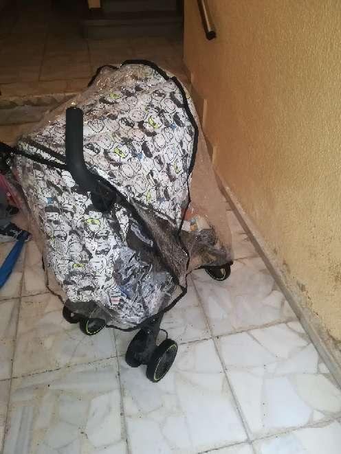 Imagen producto Silla de paseo Tuc tuc 4