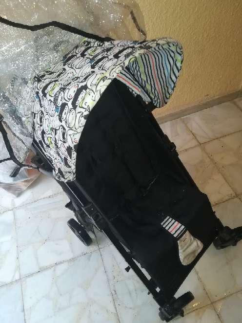 Imagen producto Silla de paseo Tuc tuc 3
