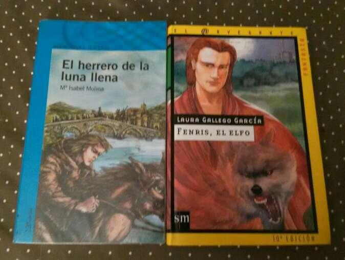 Imagen producto Libros lectura desde 12 años 2