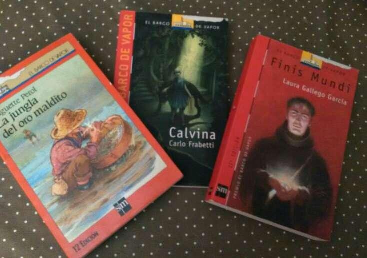 Imagen producto Libros lectura desde 12 años 4