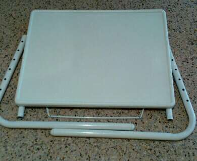 Imagen producto Mesa auxiliar plegable 4