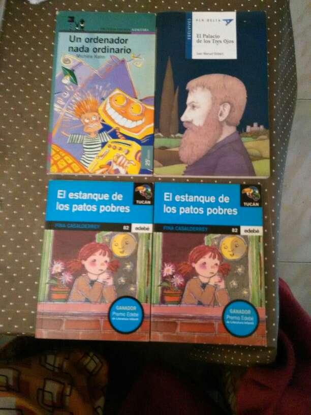 Imagen Libros lectura desde 8 años