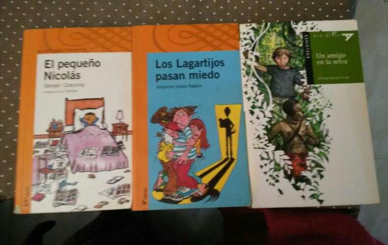 Imagen Libros lectura desde 10 años
