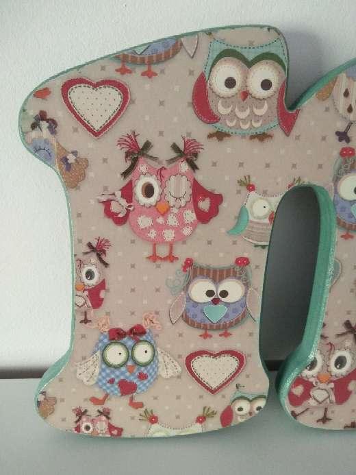 Imagen producto Letra decoracion  2