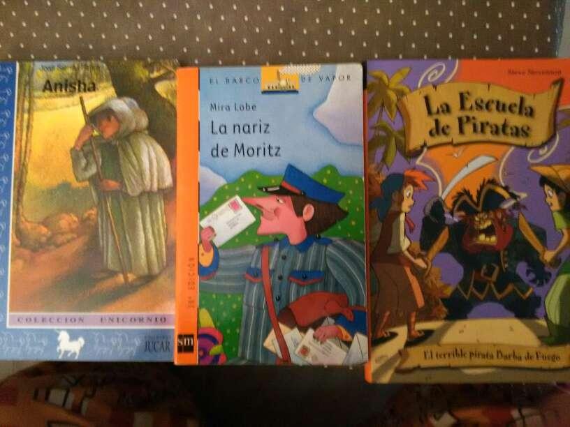 Imagen Libros lectura desde 9 años