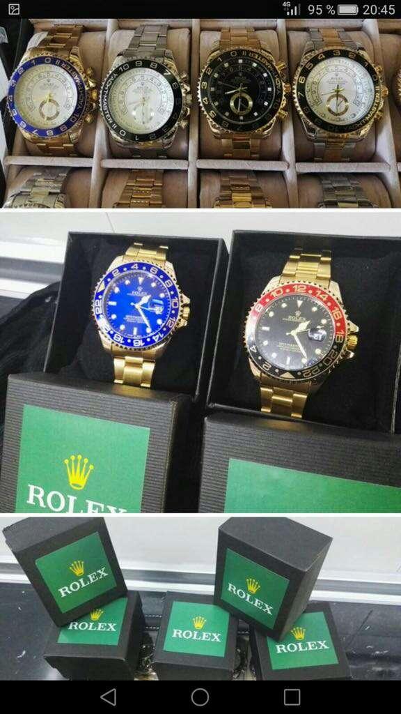 Imagen Reloj marca famosa 100€...