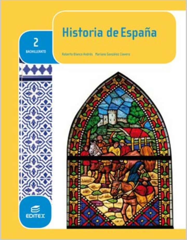 Imagen Libros 2° de bachillerato