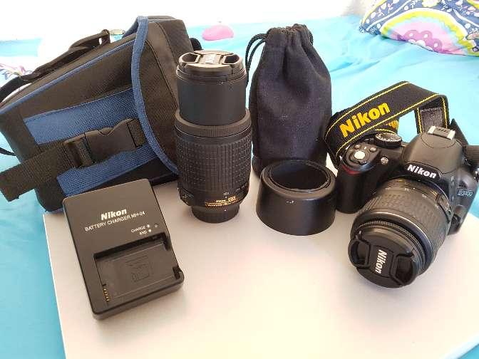 Imagen producto Nikon D3100 2