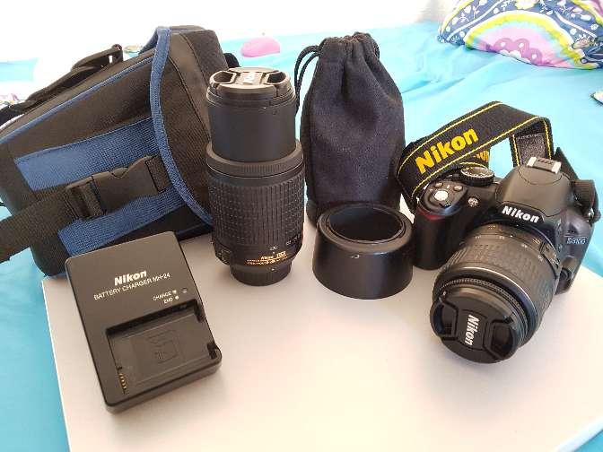 Imagen Nikon D3100