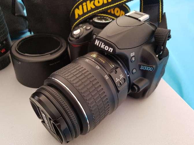 Imagen producto Nikon D3100 3