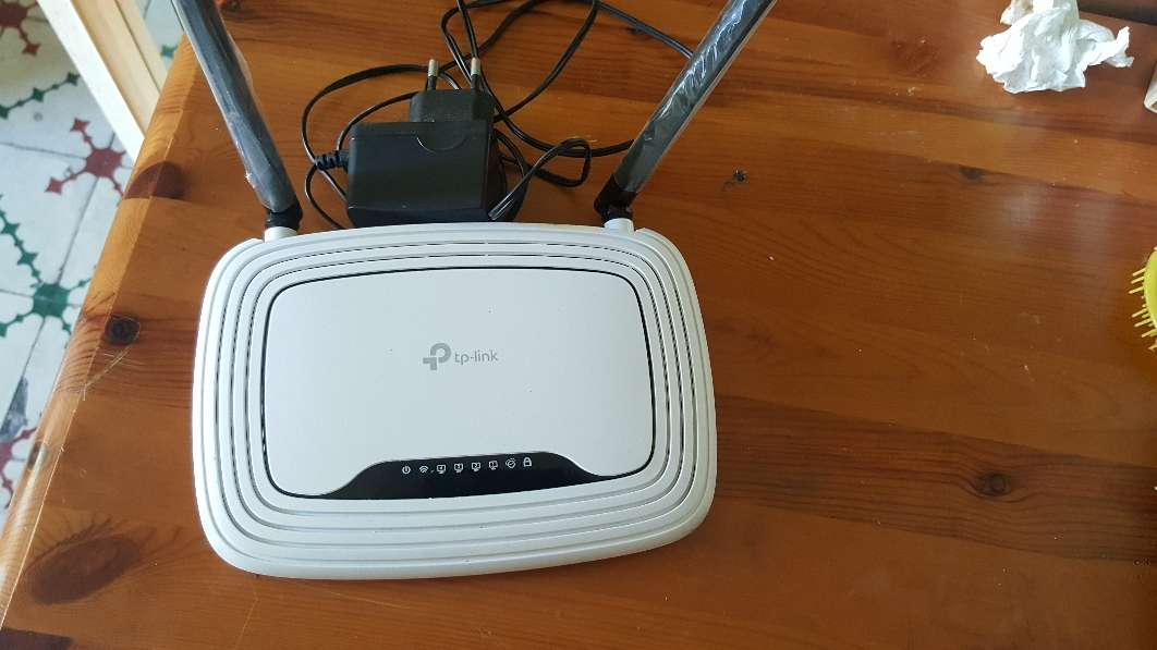 Imagen producto Router tp-link 300  1