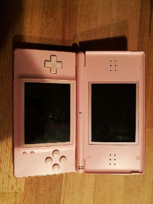Imagen Nintendo ds rosa