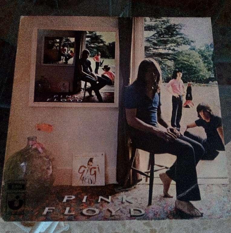 Imagen Pink Floyd ummagumma