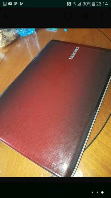 Imagen producto Portatil Samsung pantalla rota 1