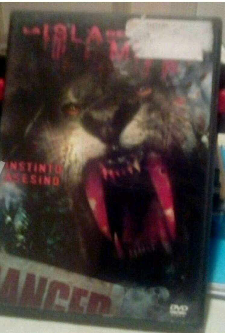 Imagen DVD películas de terror