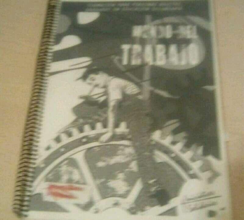 Imagen libros fotocopias con actividades
