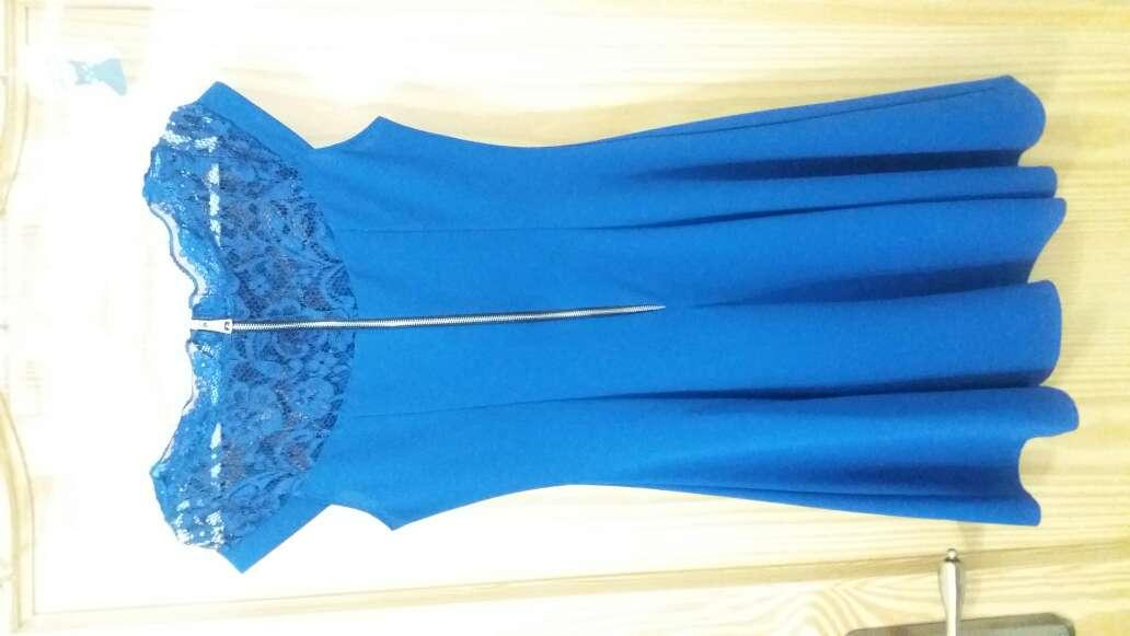Imagen producto Vestido azul 4