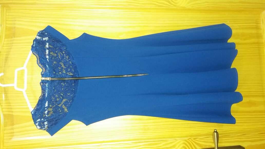 Imagen producto Vestido azul 2