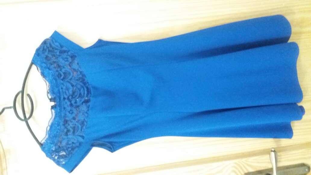 Imagen producto Vestido azul 3