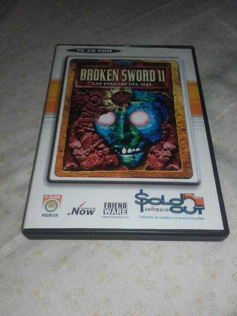 Imagen producto Broken sword II, las fuerzas del mal. 1