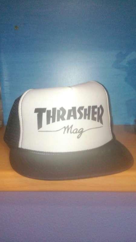 Imagen gorra thrasher