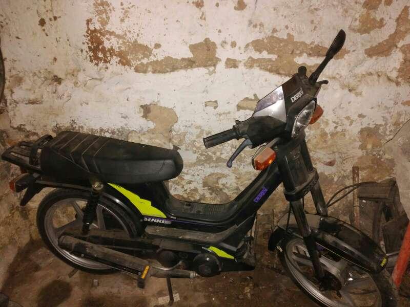 Imagen compro ciclomotores