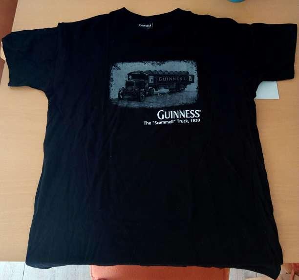 Imagen producto Camiseta Guinnes 2