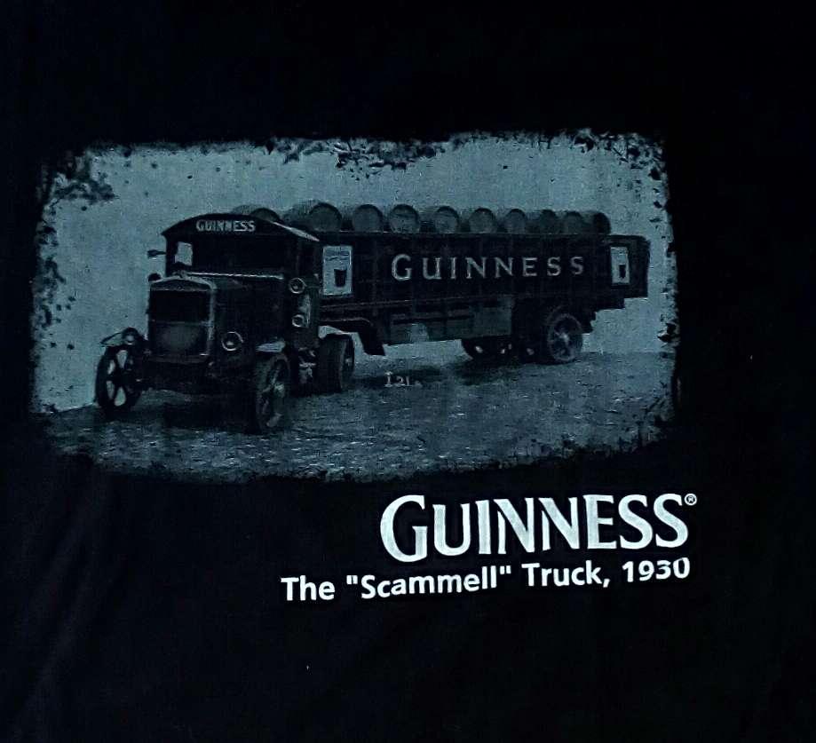 Imagen Camiseta Guinnes