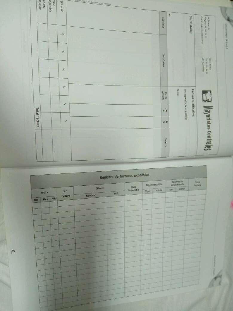 Imagen producto Libro operaciones administrativas de compraventa. Documentos 4