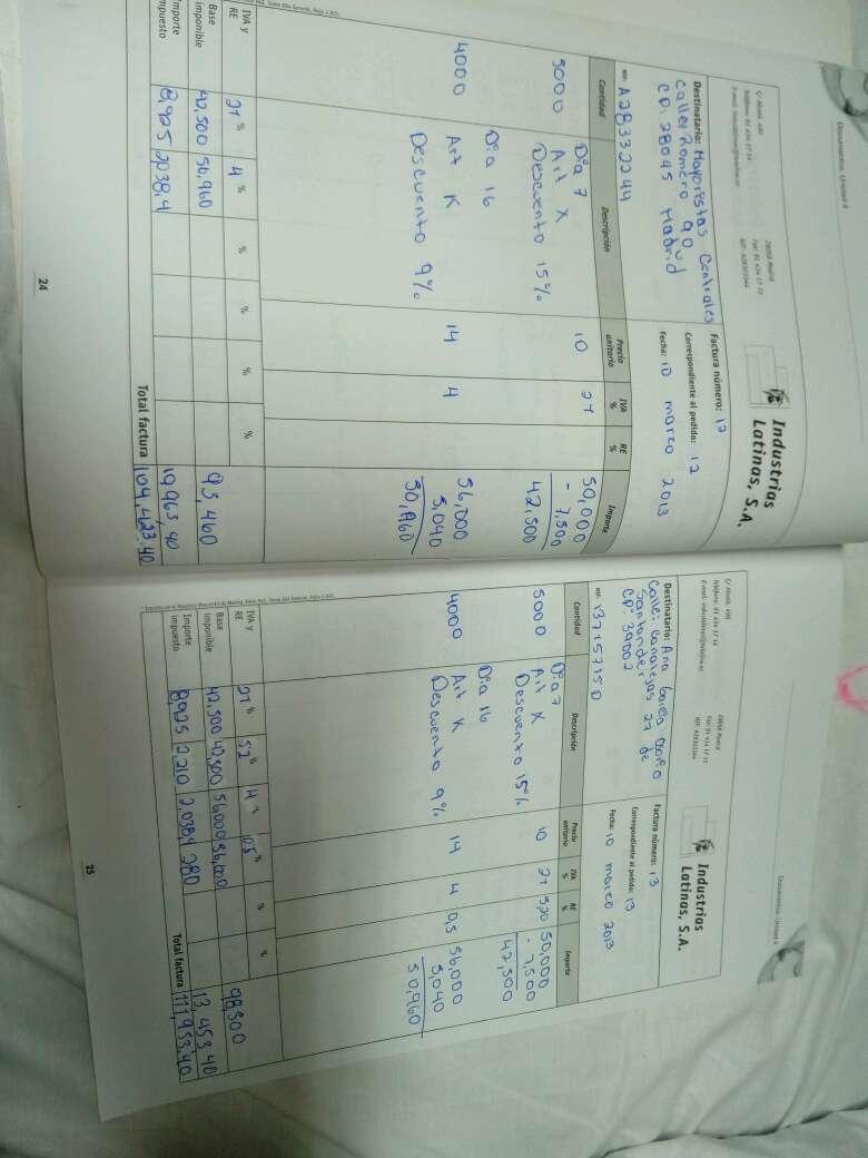 Imagen producto Libro operaciones administrativas de compraventa. Documentos 3