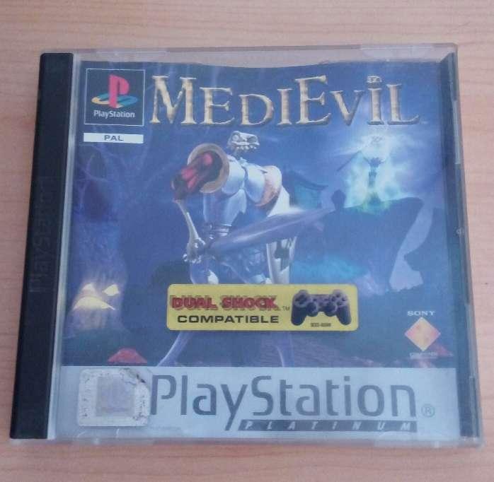 Imagen producto Juego PlayStation Medievil 2