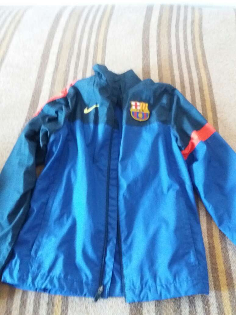 Imagen chaqueta de barça