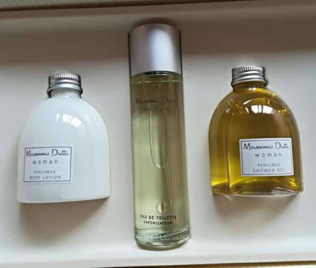 Imagen Perfume mássimo dutti