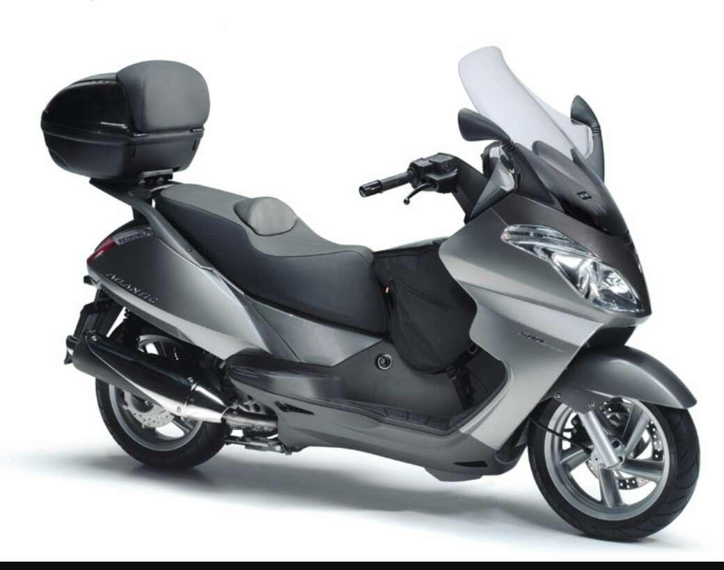 Imagen moto 125cc