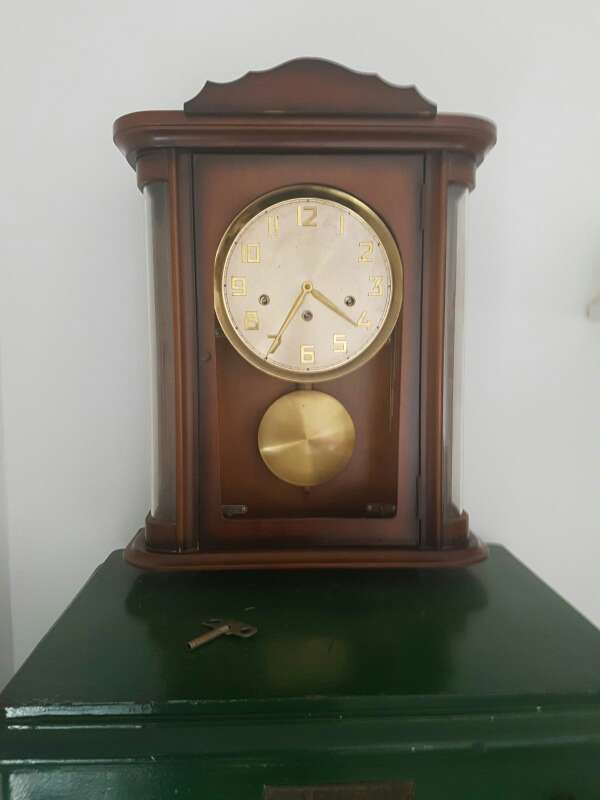 Imagen reloj de pared aleman