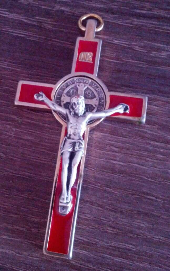 Imagen bonita cruz esta como nueva