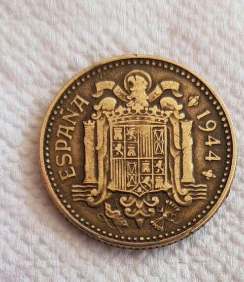 Imagen producto Una peseta año 1944 2