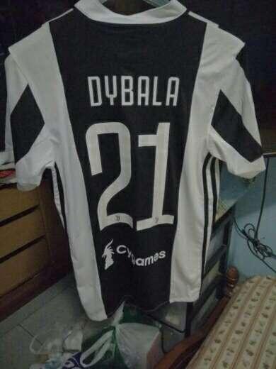 Imagen producto Camiseta juventus dybala 2