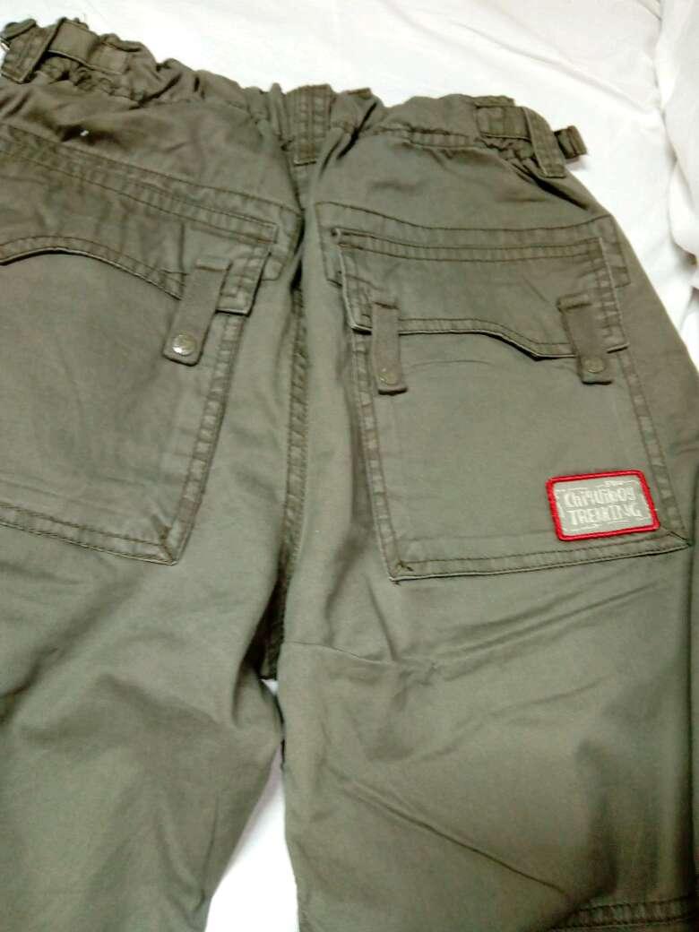 Imagen producto Pantalon tipo bermuda 3