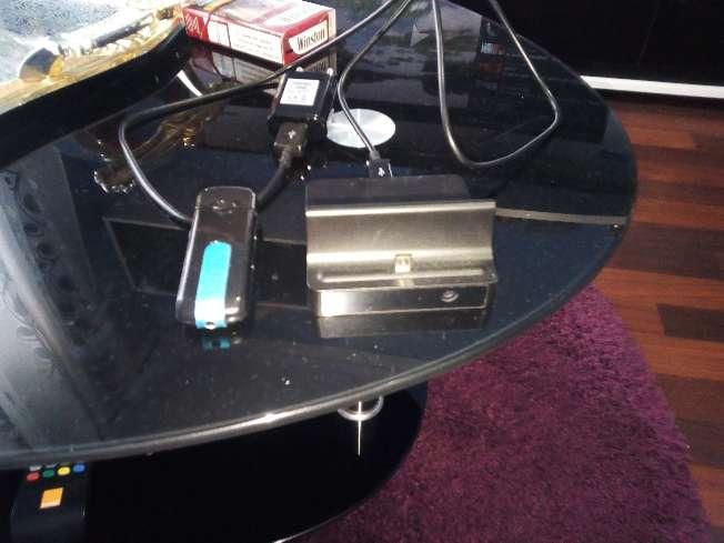 Imagen cargador de telefono con camera I USB   con camera