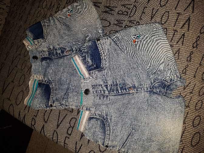 Imagen producto Pantalones para bebe 7