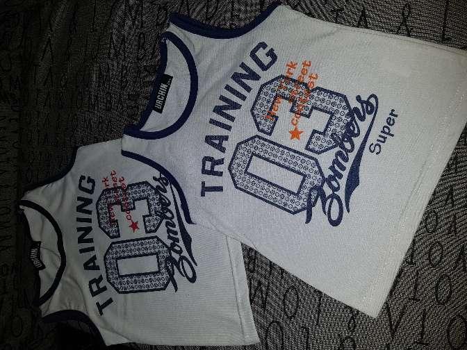 Imagen producto Jersey..camisetas..sudaderas..polo  s para bebes 7