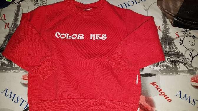 Imagen producto Jersey..camisetas..sudaderas..polo  s para bebes 9
