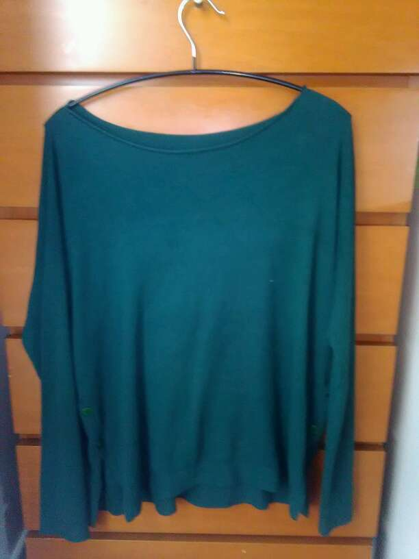Imagen Jersey fino verde
