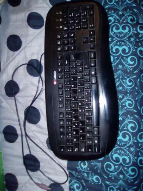 Imagen teclado para ordenador