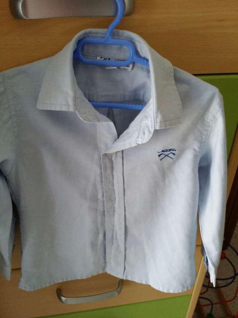 Imagen producto Camisas de bebe 3