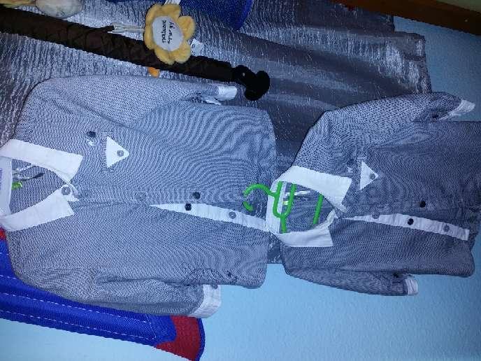 Imagen producto Camisas de bebe 10