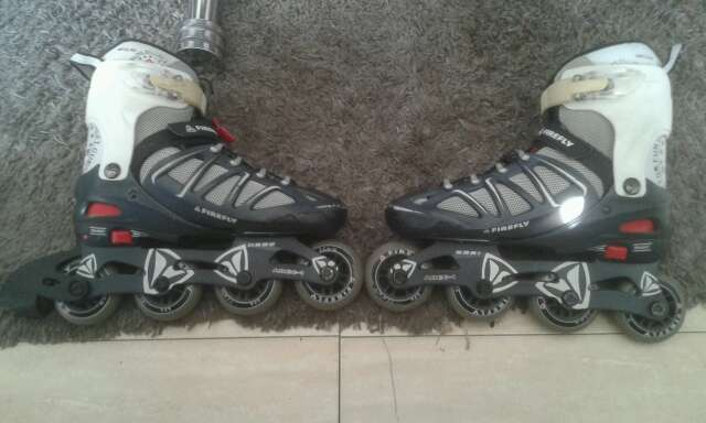 Imagen patines FIREFLY