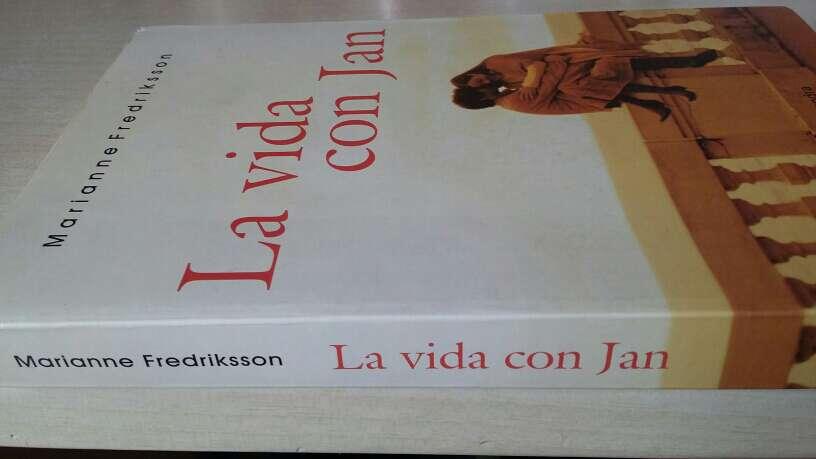 Imagen libro, la vida con jan