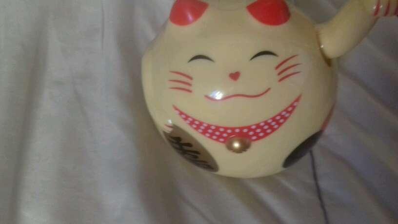 Imagen producto Gatito de la suerte chino . 2
